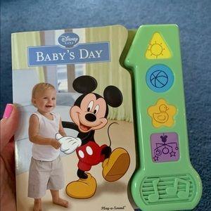 Disney Baby's day